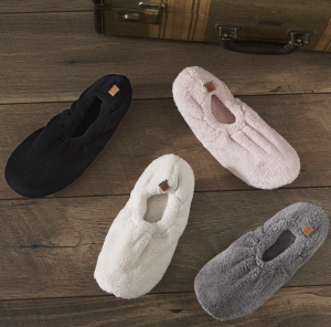 Terry Travel Slippers