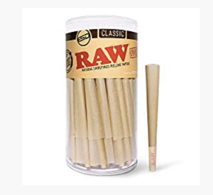 RAW Cones Classic King Size